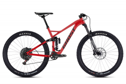 GHOST SLAMR X 7.9 Riot Red / Jet Black - M (165-180cm)