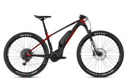 GHOST Ebike LECTOR S6.7+ LC Titanium Gray / Riot Red / Star White - M (165-180cm)